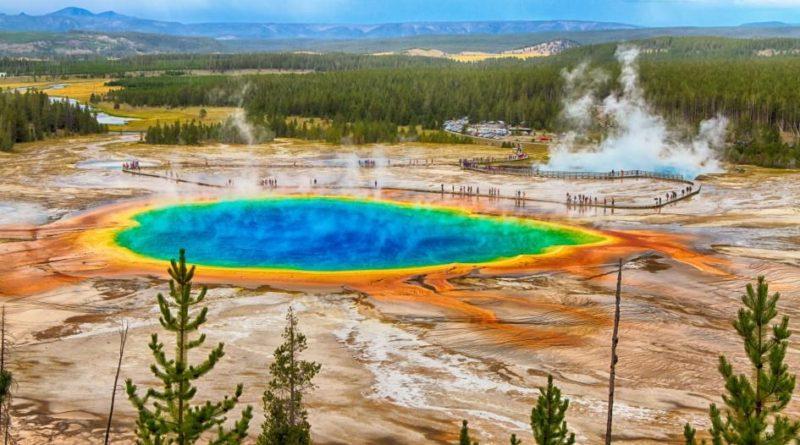 Conozca el parque nacional más antiguo del mundo