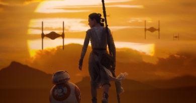 El 'Episodio VIII' de 'La Guerra de las Galaxias' dirigida por Rian Johnson se estrena el 15 de diciembre.