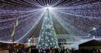Las mejores ciudades para visitar el alumbrado navideño