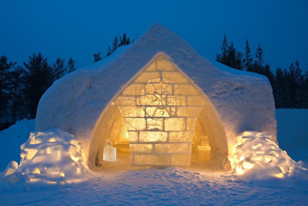 ¿Hoteles en la nieve para viajar en invierno? Conoce los 5