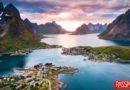 Entre el Ártico y Europa, las Islas Lofoten de Noruega
