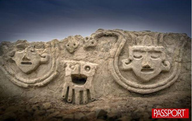 El Mural de la Fertilidad (Perú), un antiguo relieve sobre el cambio climático