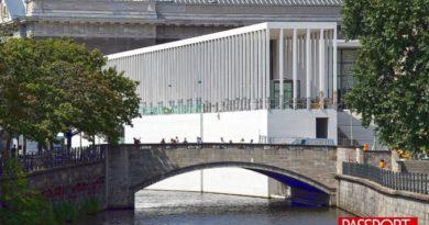 El nuevo acceso a la Isla de los Museos