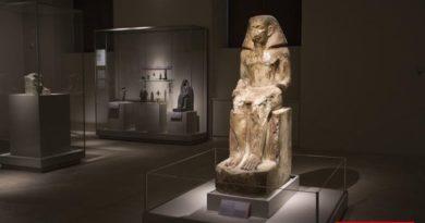 Inauguran el nuevo Museo Egipcio de Turín