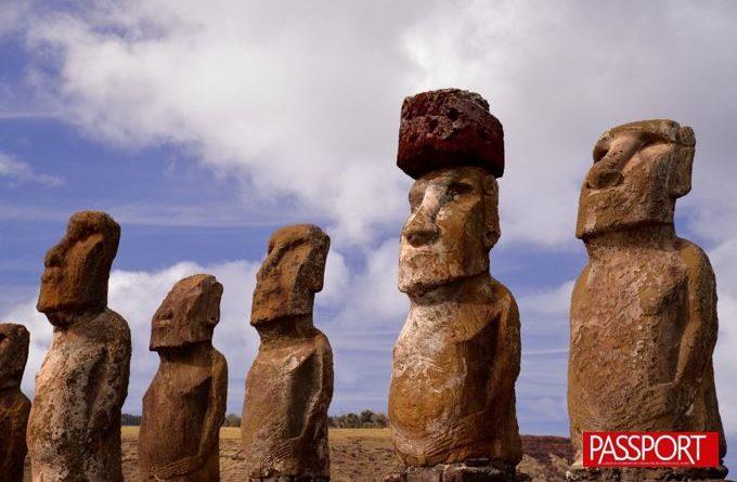 Los antiguos habitantes de Rapa Nui sobrevivieron bebiendo agua salobre