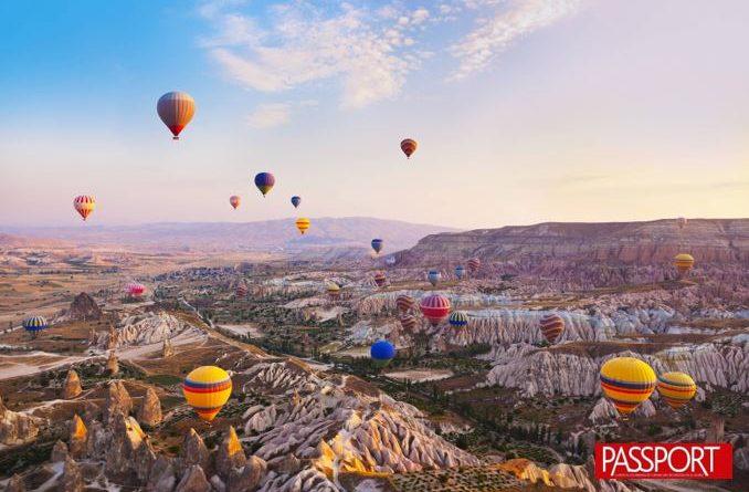 11 destinos trogloditas