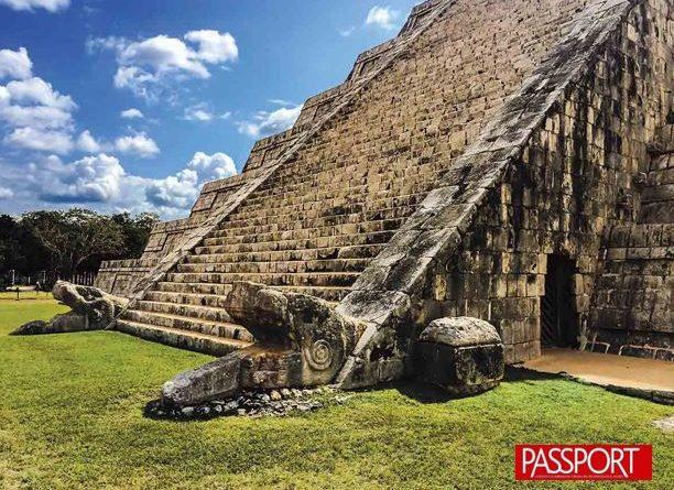 Chichén Itzá, corazón del imperio maya