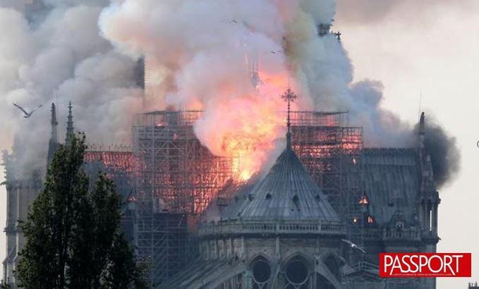 La catedral inmortal; Notre Dame