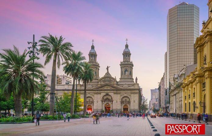 Santiago de Chile barrio a barrio