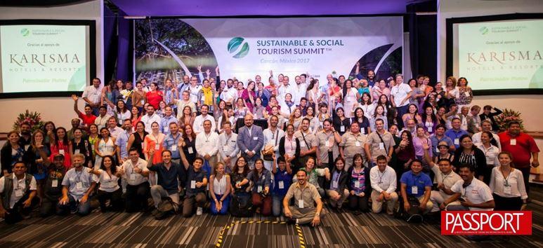 Presentan tercera edición del  Sustainable & Social Tourism Summit