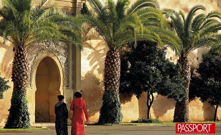 Meknes, la capital imperial inesperada