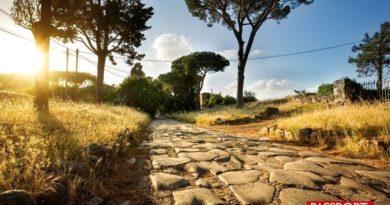Viajar a lo Romano