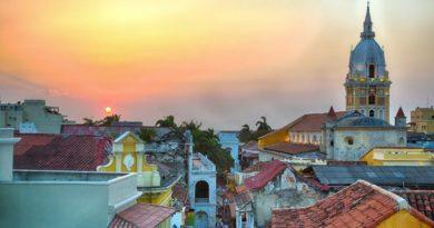 Éxtasis colonial en Cartagena de Indias