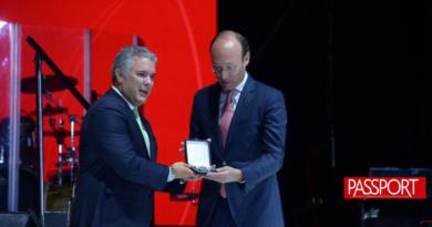 El Presidente Ivan Duque entrega hoy a Avianca, la Orden de Boyacá por sus servicios durante un siglo
