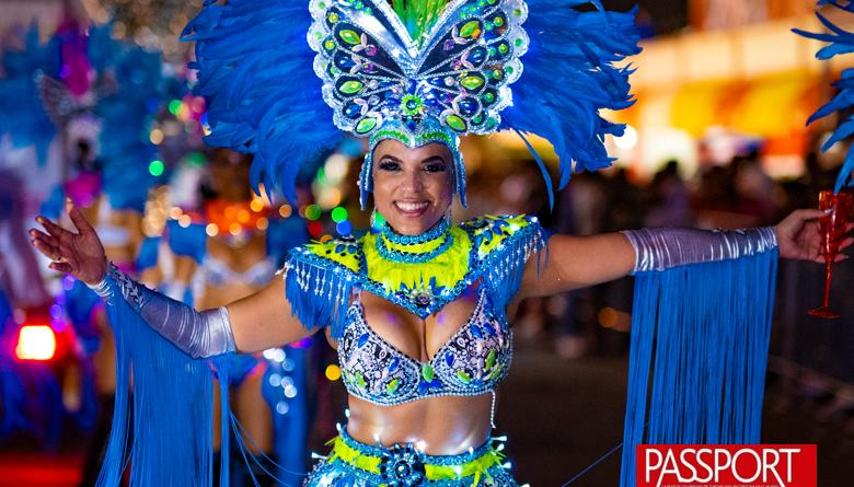 Curaçao prepara la versión 2020 de su alegre y colorido carnaval