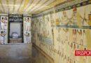 Vibra con las tumbas de Egipto desde tu sala de estar!