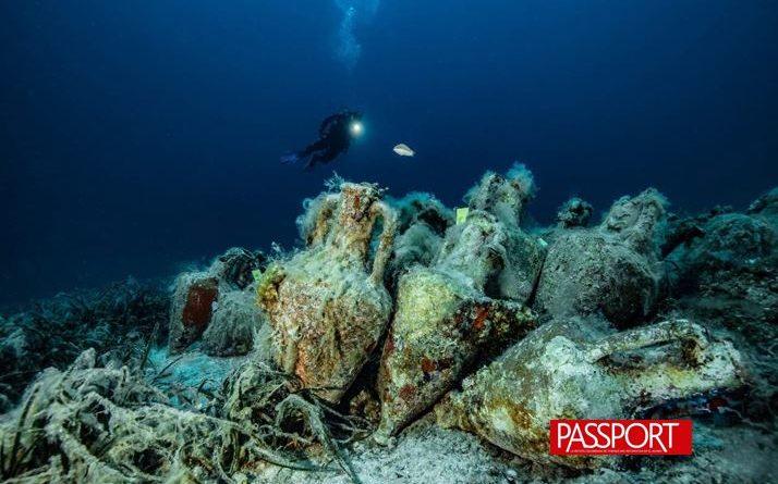 Abre el primer museo arqueológico submarino de Grecia