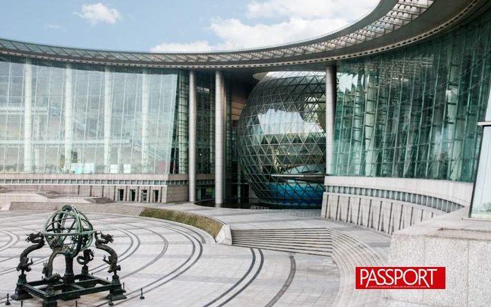 Los museos más visitados del mundo.
