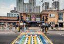 Cómo el color y la alegría toman las calles de Londres.